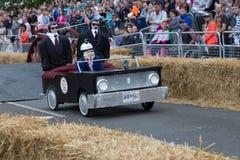 Redbull-Soapbox-Rennen 2015 Stockfotografie