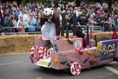 Redbull-Soapbox-Rennen 2015 Lizenzfreie Stockfotografie