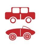 RedCar Vektor Abbildung