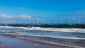 Redcar, Redcar and Cleveland, UK Royalty Free Stock Photography