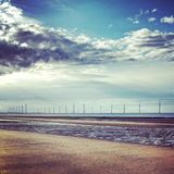 Redcar Royalty Free Stock Images