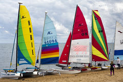 Redcliffe Festival of Sails 2017 Stock Image