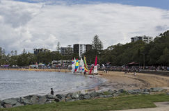 Redcliffe Festival of Sails 2017 Stock Photos