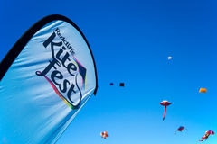 Redcliffe Kite Fest Royalty Free Stock Photography
