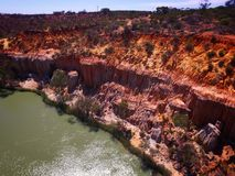 Redcliffs Stockbilder