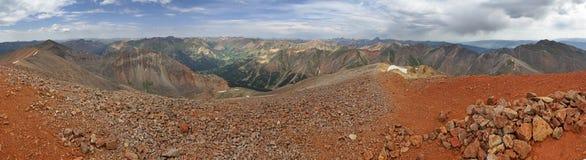 Redcloud Peak Summit Royalty Free Stock Image