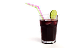 Redcurrant juice Royalty Free Stock Image