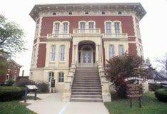 The Reddick Mansion, Ottawa, Illinois Royalty Free Stock Image