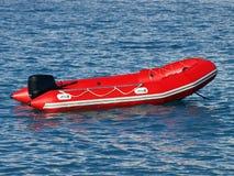 Reddingsboot Stock Foto