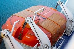 Reddingsboot Royalty-vrije Stock Afbeelding