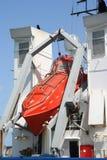 Reddingsboot stock afbeeldingen