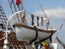 Reddingsboot Royalty-vrije Stock Afbeeldingen