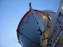Reddingsboot stock fotografie