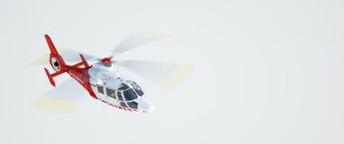 Reddingshelikopter Stock Foto's