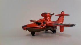 Reddingsvliegtuig royalty-vrije stock afbeeldingen