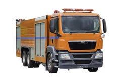 Reddingsvrachtwagen Royalty-vrije Stock Afbeeldingen