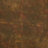 Reddish Brown Acid Washed Leather Print Texture Royalty Free Stock Image