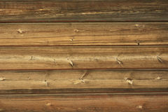 Reddish brown barn wall wood texture pattern Royalty Free Stock Photography