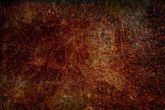 Reddish brown grunge rust metal texture background Stock Photos