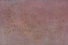 Reddish rust texture Stock Photography