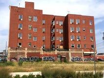 Reddito basso Kansas City d'abitazione Fotografia Stock