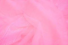 Rede cor-de-rosa Foto de Stock Royalty Free