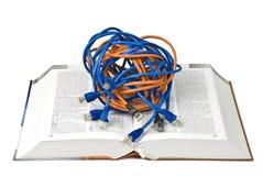 Rede da leitura Fotografia de Stock