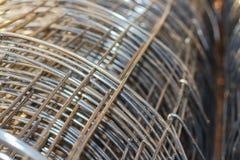 Rede de arame Fotografia de Stock