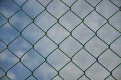 Rede de arame Foto de Stock
