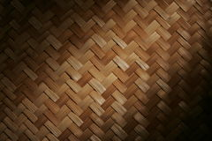 Rede de bambu Fotografia de Stock Royalty Free