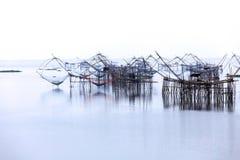 Rede de mergulho quadrada Fotografia de Stock