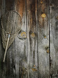 Rede de pesca Imagem de Stock