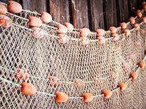Rede de pesca Imagens de Stock Royalty Free