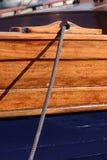 A rede de pesca que encontra-se no sol Foto de Stock Royalty Free