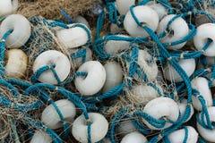Rede de pesca tradicional Foto de Stock Royalty Free