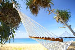 Rede de relaxamento imagem de stock royalty free