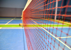 Rede do badminton Imagens de Stock Royalty Free