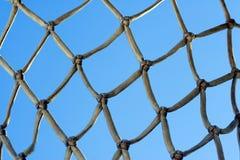 Rede do basquetebol Imagem de Stock