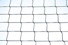 Rede do contraste alto em preto e branco Fotos de Stock
