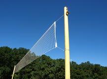 Rede do voleibol fotografia de stock royalty free