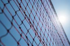 Rede vermelha Foto de Stock