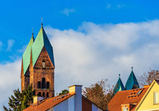 Redeemer Church in Bad Homburg, Germany Stock Photo