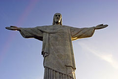 Redeemer de Christ - Rio de Janeiro fotos de stock
