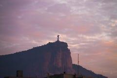 redeemer rio Бразилии christ de janeiro Стоковые Изображения RF