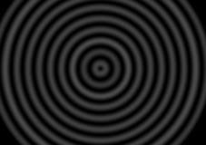 Redemoinho preto que hipnotiza o projetor do fundo Fotos de Stock Royalty Free
