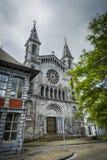 Redemptorists church in Tournai, Belgium Royalty Free Stock Photography