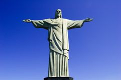 redentor Obraz Royalty Free