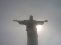 Redentor del Brasil - de Río imagenes de archivo