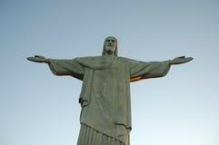 redentor för christ christoredeemer Arkivfoto