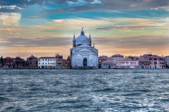 Redentore church, Venice, Italy Royalty Free Stock Photos